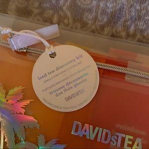 Davids Tea Other - David's Tea sample pack